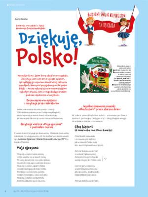 Dziękuje Polsko Scenariusze Zajęć I Artykuły