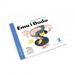 Emu i Dodo - książeczka do...