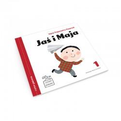Jaś i Maja - książeczka do...