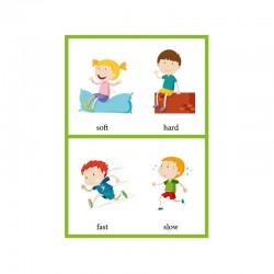 Język Angielski Plansze Edukacyjne
