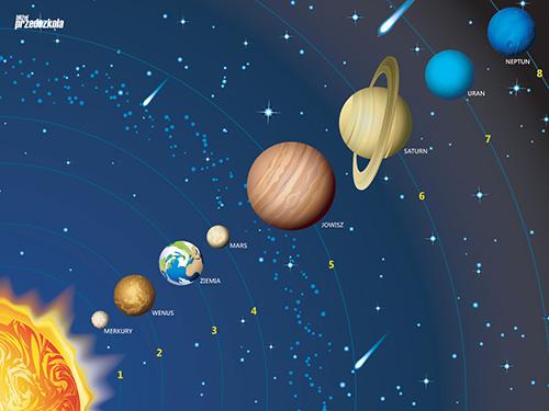 Znalezione obrazy dla zapytania bingo- kosmos do przedszkola